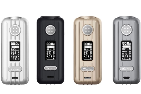 XOMO Button Remo 80W