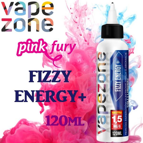 Liquid vapezone fizzy energy 120 ml 3 mg