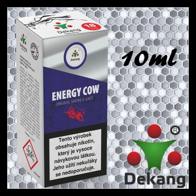 Liquid DEKANG Classic Energy cow 11mg / 10ml