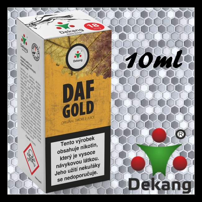 Liquid DEKANG Classic Daf gold 16mg / 10ml
