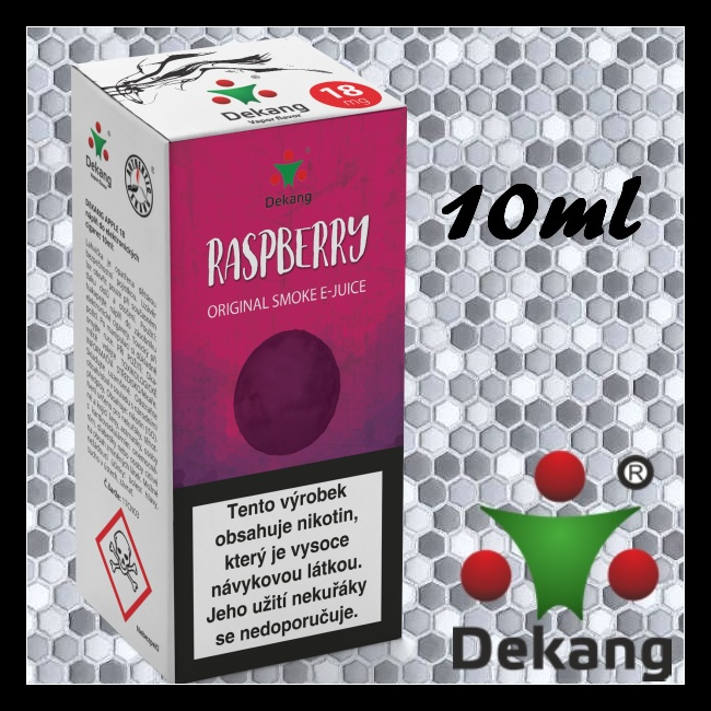 Liquid DEKANG Classic Raspberry 18mg / 10ml