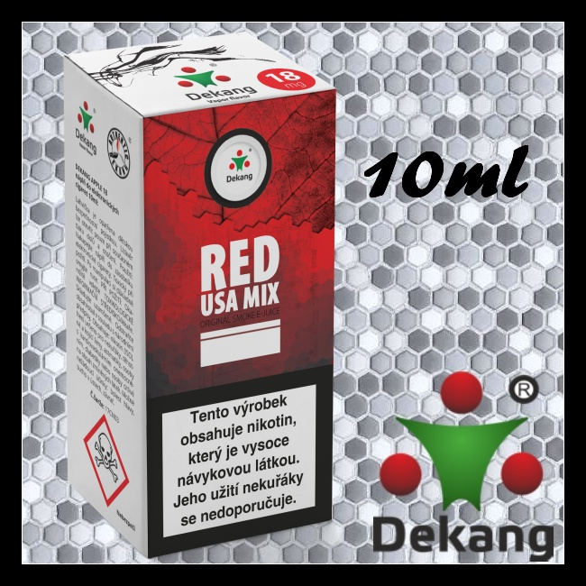 Liquid DEKANG Classic RED USA MIX 18mg / 10ml