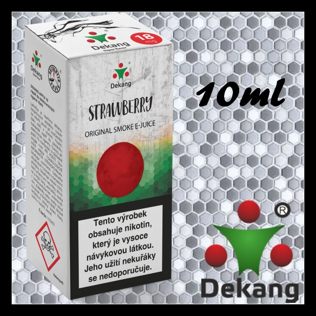 Liquid DEKANG Classic Strawberry 18mg / 10ml