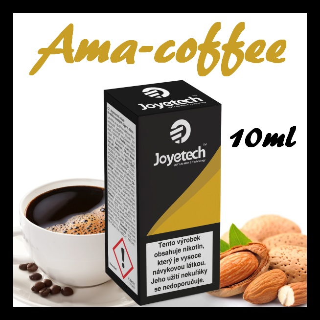 Liquid Joyetech Ama-coffee 10ml - 11 mg
