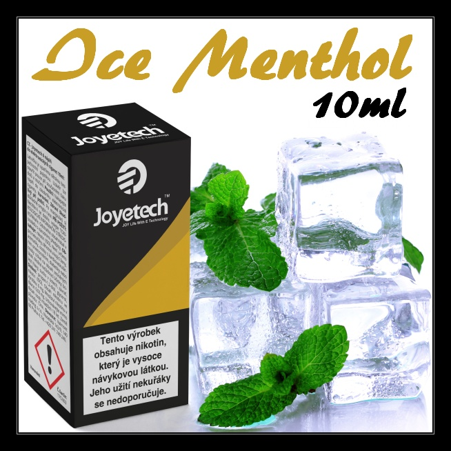 Liquid Joyetech Ice Menthol 10ml - 11 mg