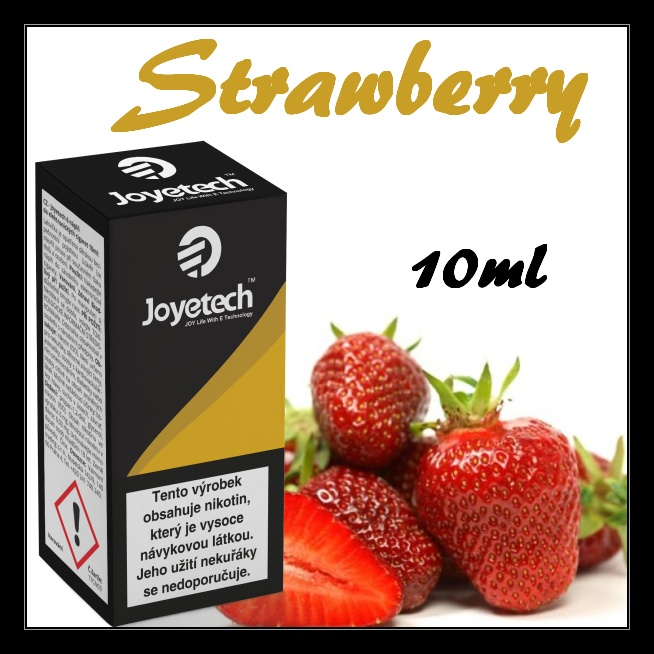 Liquid Joyetech Strawberry 10ml - 11 mg