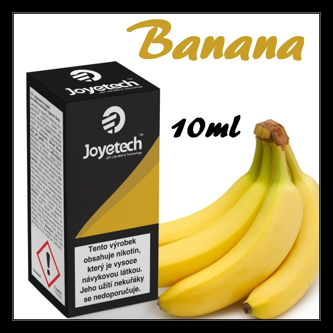 Liquid Joyetech Banana 10ml - 16 mg
