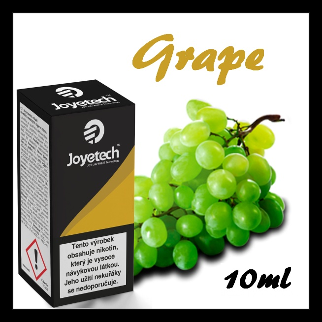 Liquid Joyetech Grape 10ml - 16 mg