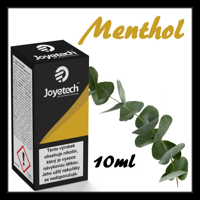Liquid Joyetech Menthol 10ml - 16 mg