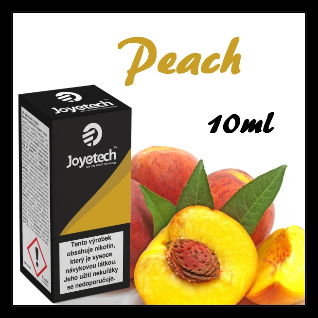 Liquid Joyetech Peach 10ml - 16 mg