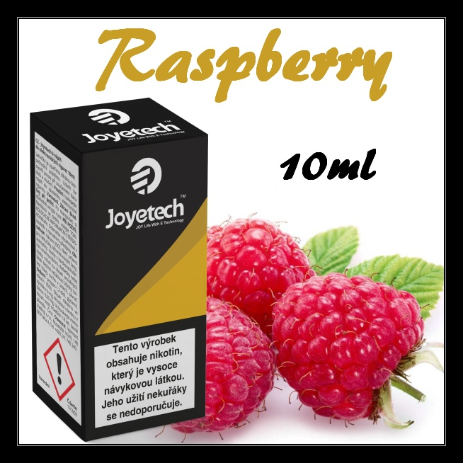 Liquid Joyetech Raspberry 10ml - 16 mg