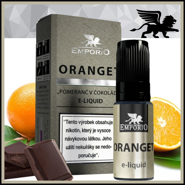 E-liquid EMPORIO Oranget 6mg / 10ml