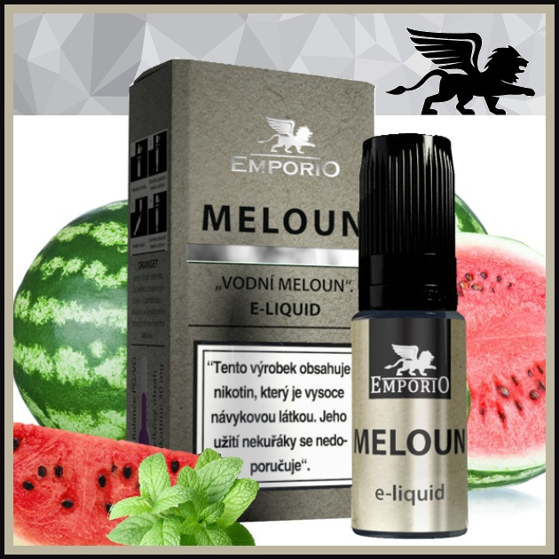 E-liquid EMPORIO Meloun 6mg / 10ml