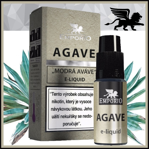 E-liquid EMPORIO Agave 9mg / 10ml