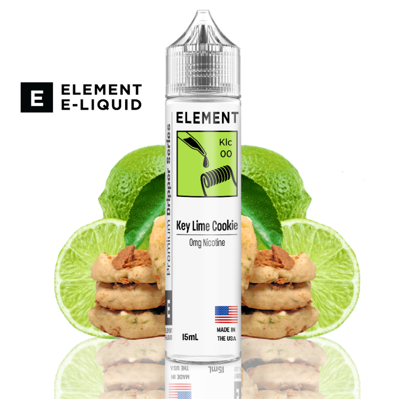 Element Key Lime Cookie 15ml