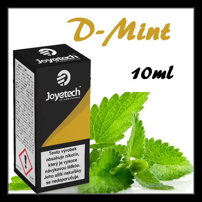Liquid Joyetech D-Mint 10ml - 6 mg