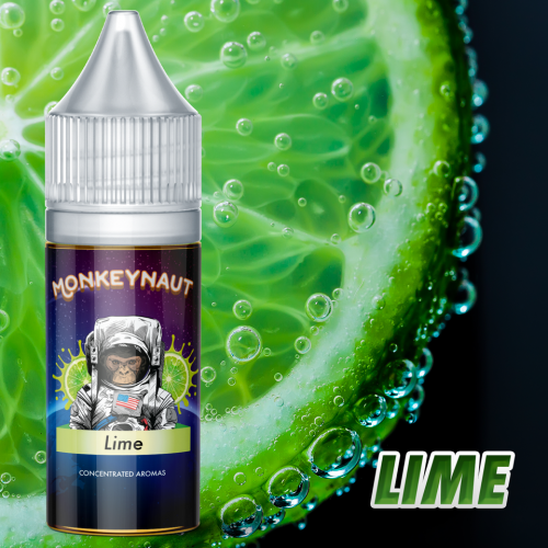MONKEYNAUT Lime 10ml