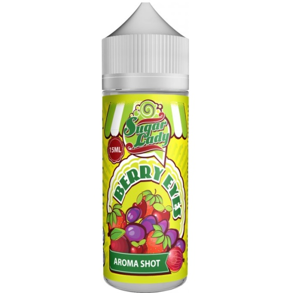 SUGAR LADY Shake and Vape 15ml Berry Eyes