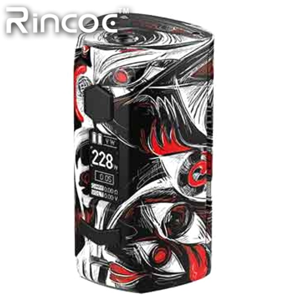 Rincoe Manto S 228 W grip Devil´s eye