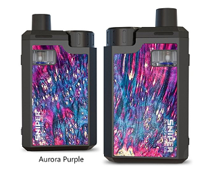 Hotcig Sniper 80W Pod Kit Aurora purple/blue