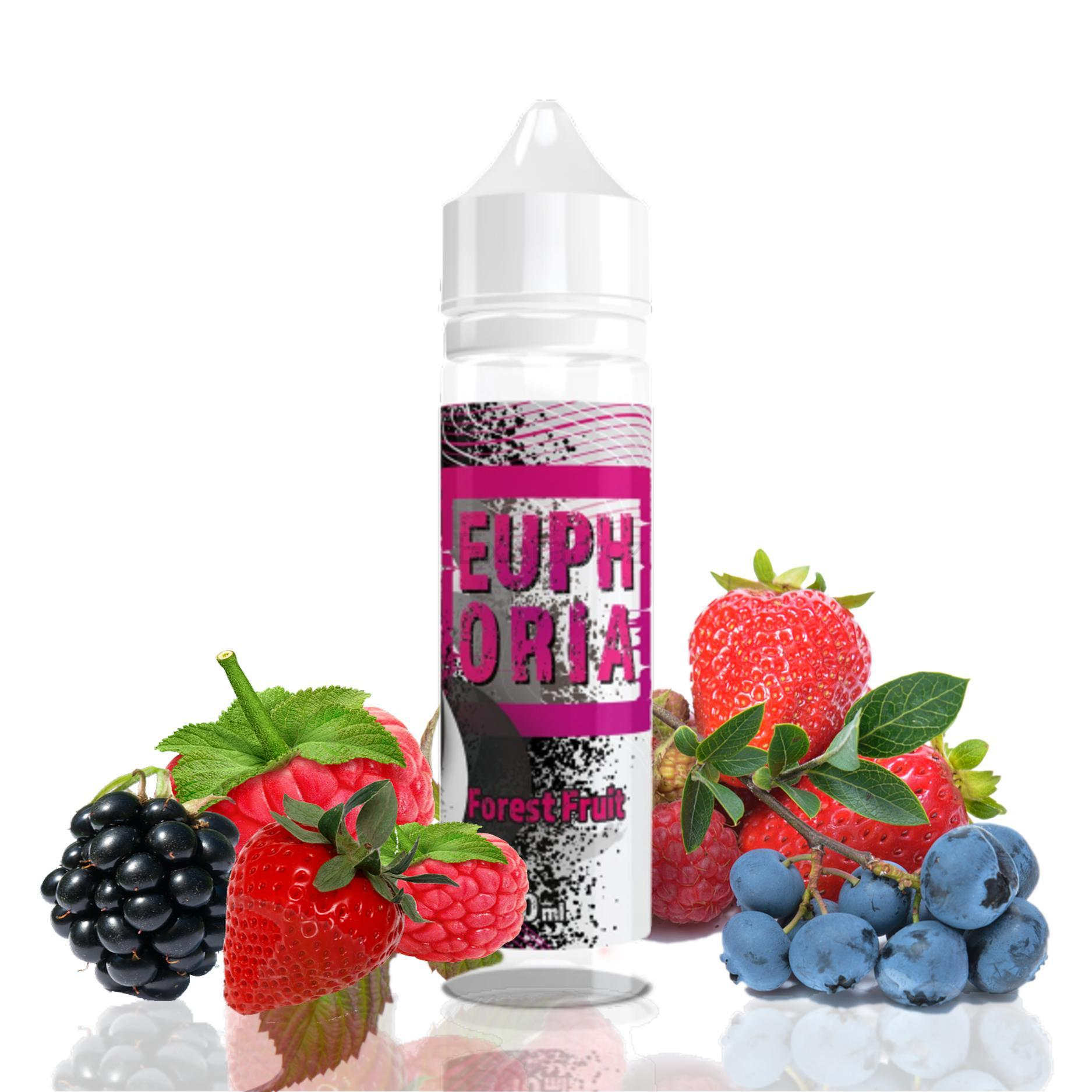 Kapalina - Euphoria - Forest Fruit 10ml (SnV)