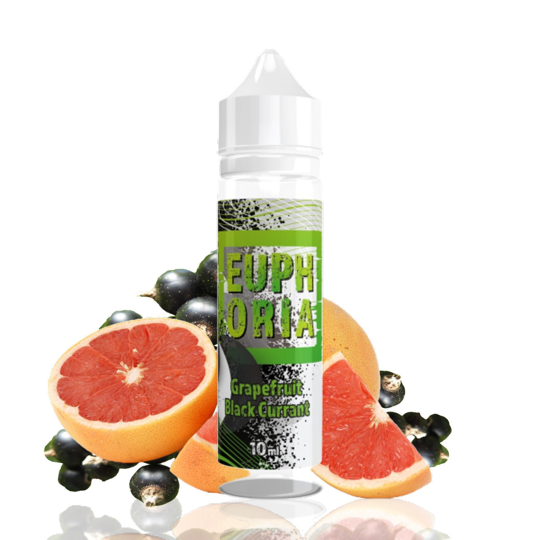 Kapalina - Euphoria - Grapefruit Black Currant 10ml (SnV)