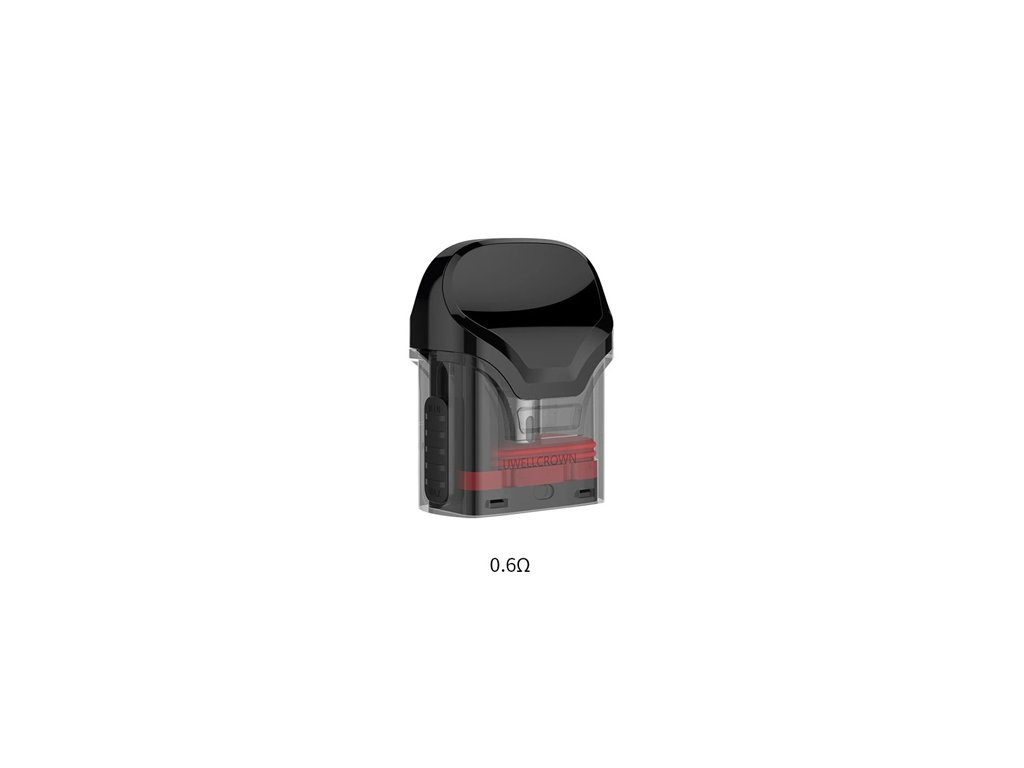 Uwell Crown POD cartridge 2ml 0,6ohm