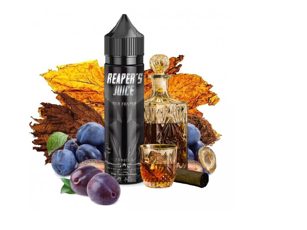 Příchuť SnV Kapkas Flava - Reapers Juice - The Reaper 20 ml