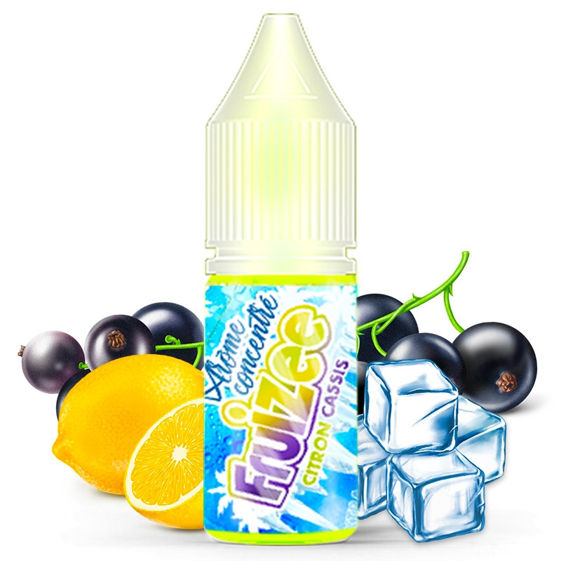 Příchuť Fruizee FRESH Citron Cassis 10ml
