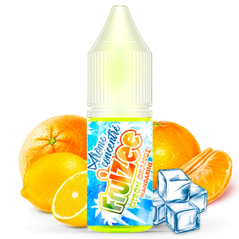 Příchuť Fruizee FRESH Citron Orange Mandarine 10ml
