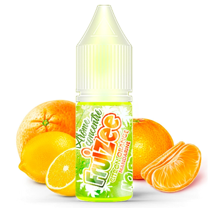 Příchuť Fruizee NO FRESH Citron Orange Mandarine 10ml