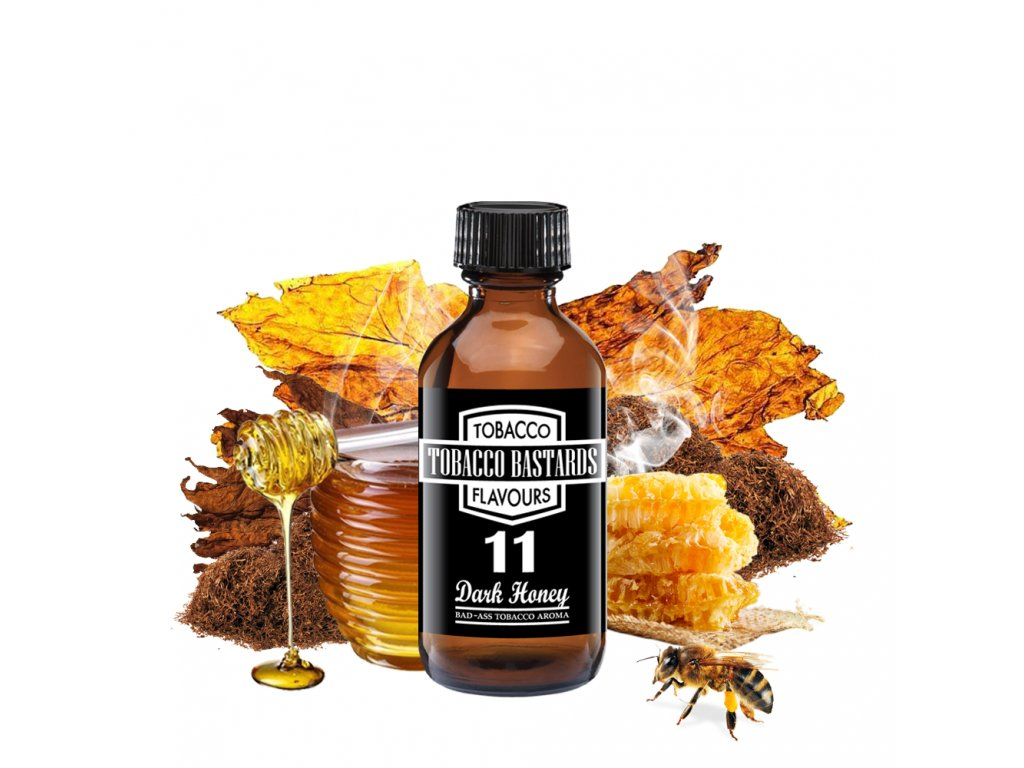 Příchuť Flavormonks 10ml Tobacco Bastards No.11 Dark Honey