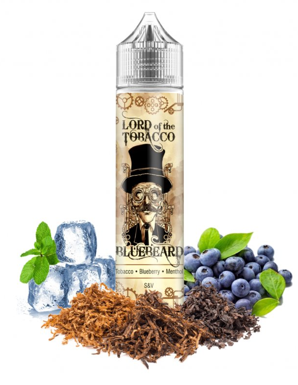 Příchuť Dream Flavor Lord of the Tobacco Shake and Vape 12ml Bluebeard