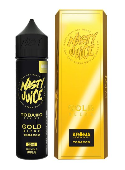 NASTY JUICE GOLD BLEND SnV 20ML