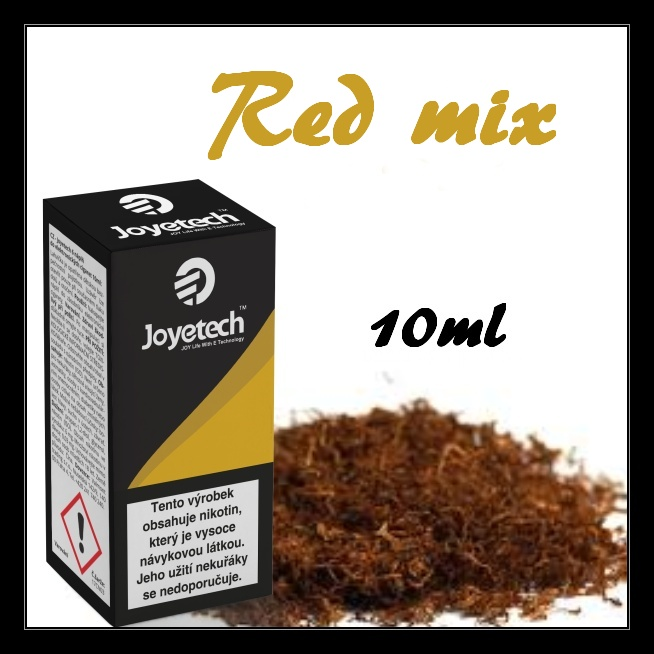 Liquid Joyetech Red mix 10ml - 16 mg
