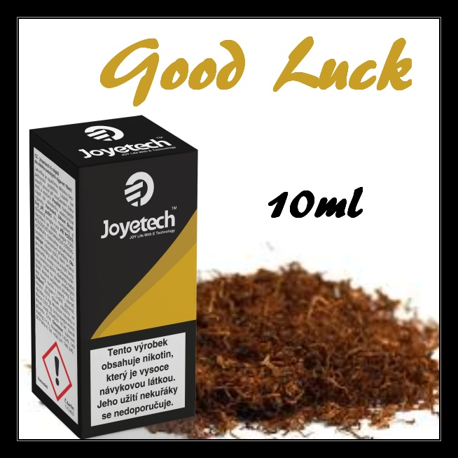 Liquid Joyetech Good Luck 10ml - 6 mg