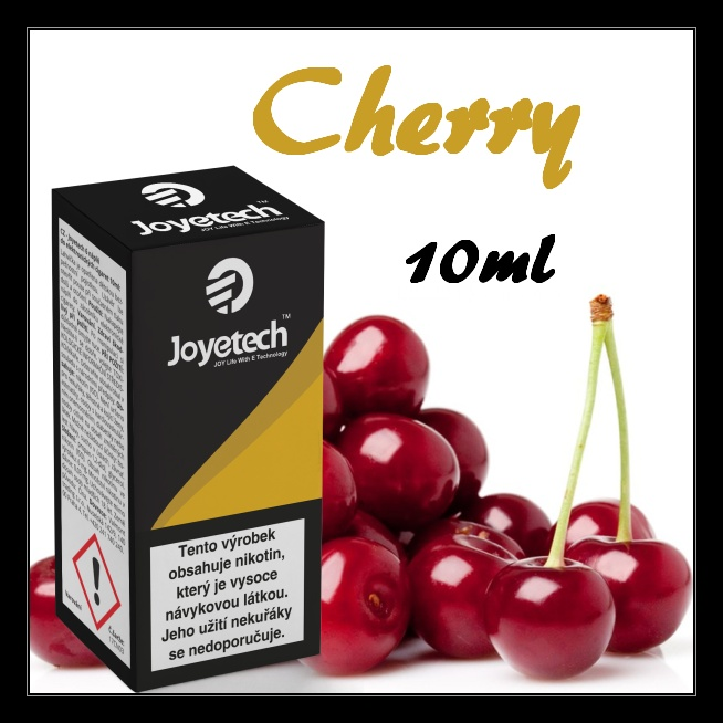 Liquid Joyetech Cherry 10ml - 6 mg