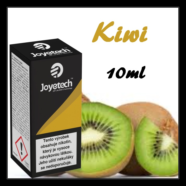 Liquid Joyetech KIWI 10ml - 6 mg