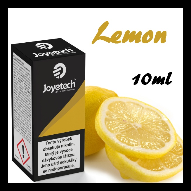 Liquid Joyetech Lemon 10ml - 6 mg