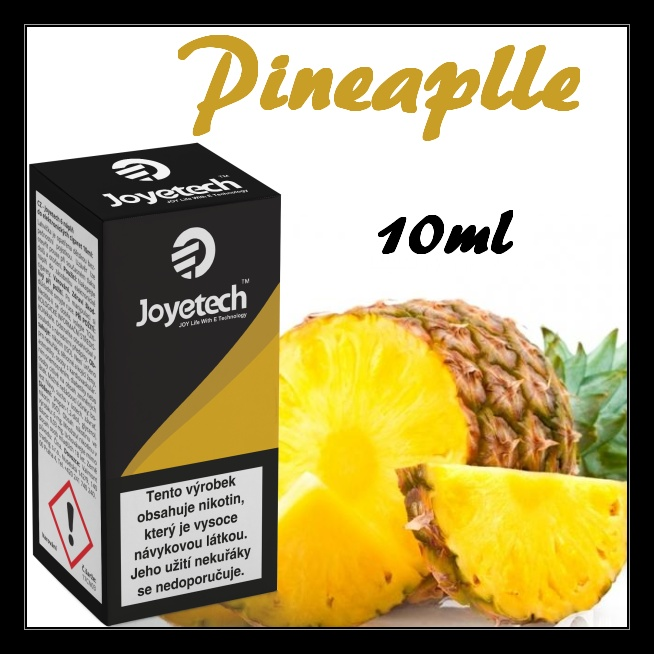 Liquid Joyetech Pineaple 10ml - 16 mg