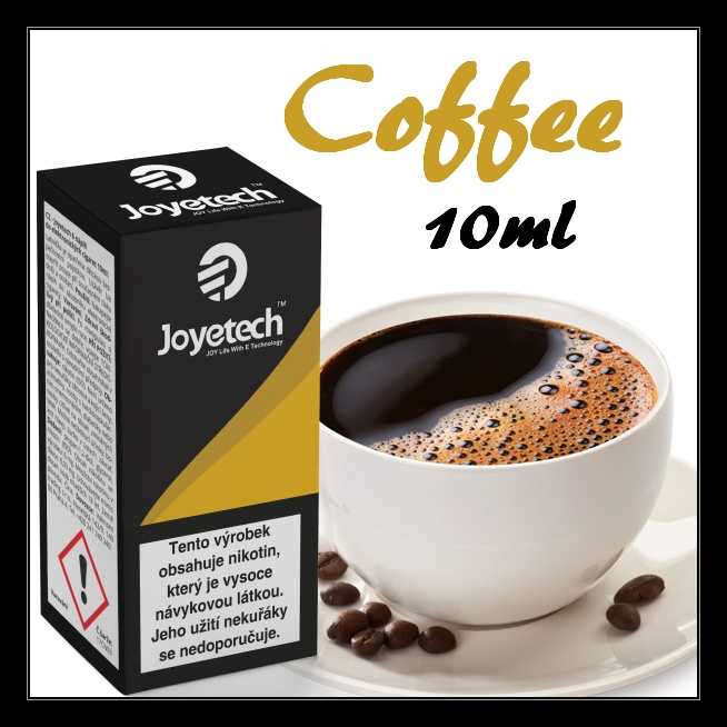 Liquid Joyetech Coffee 10ml - 6 mg
