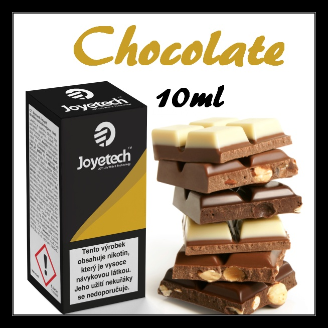 Liquid Joyetech Chocolate 10ml - 6 mg