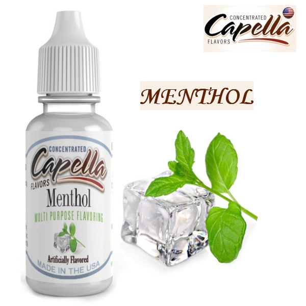 Capella flavors Mentol 13ml