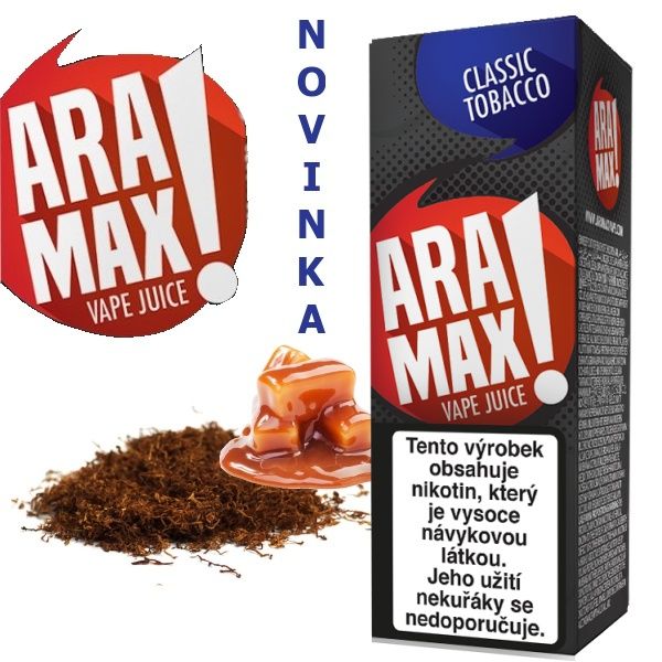 Liquid ARAMAX Classic Tobacco 10ml/12mg