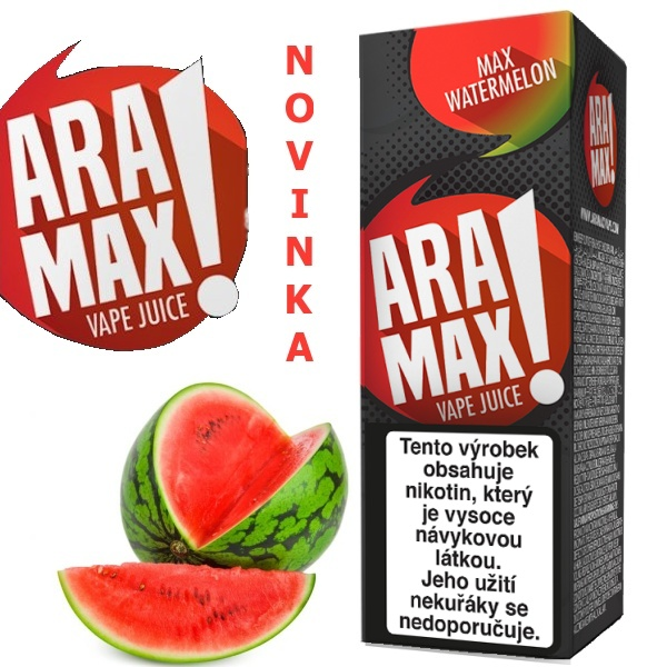 Liquid ARAMAX Max Watermelon 10ml/18mg