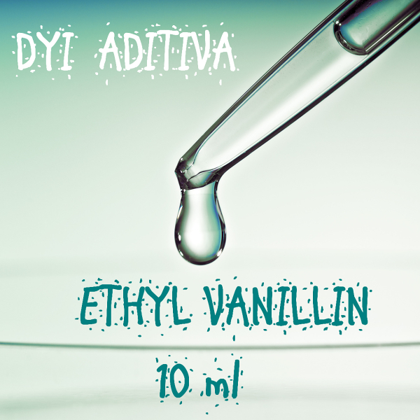 Ethyl vanillin koncentrát 10 ml