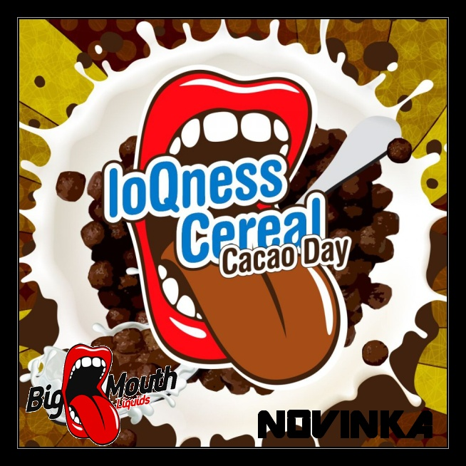 Big Mouth Loqness Cereal aroma 10ml