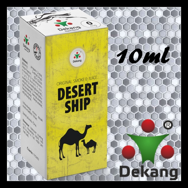 Liquid DEKANG Classic Desert ship 0mg / 10ml