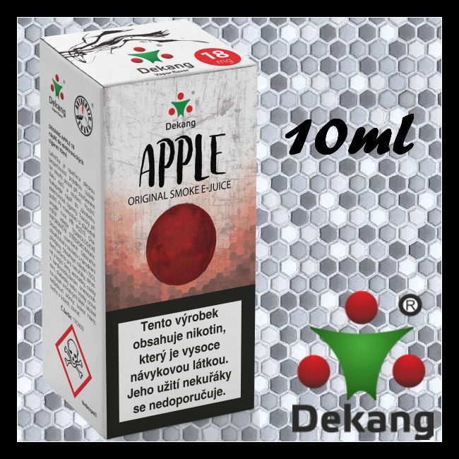 Liquid DEKANG Classic Apple 3mg / 10ml
