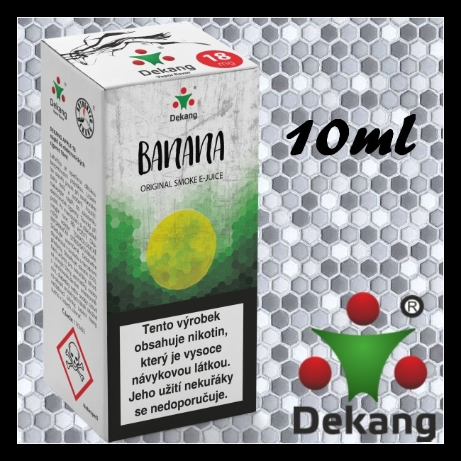 Liquid DEKANG Classic Banana 3mg / 10ml